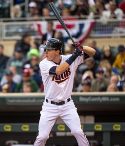 Max Kepler (photo courtesy of Minnesota Twins).