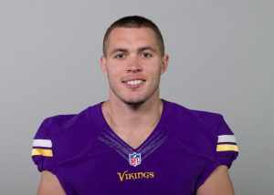 Harrison Smith (photo courtesy of Minnesota Vikings).