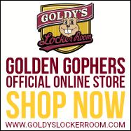 Goldy's Locker Room