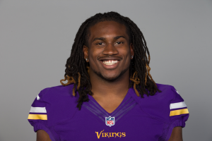 Cordarrelle Patterson (photo courtesy of Minnesota Vikings)
