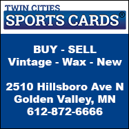 Twin Cities Sports Cards